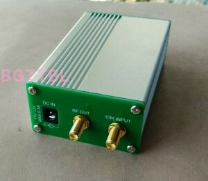 Spectrum Analyzer Low Frequency Converter Bg7tbl With N sma Bnc sma Adapter