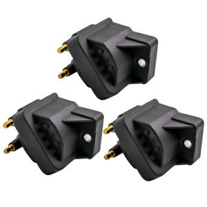 New Ignition Coil For Buick Cadillac Chevy Pontiaac Isuzu Olds 5c1058 Dr39 3pcs