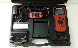 Snap On Tpms3 Testing Diagnostics Kit W Case And Accessories Complete I58a