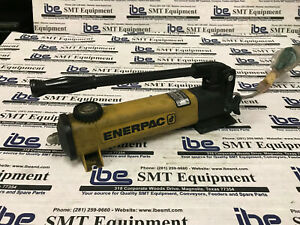 Enerpac P 141 Single Speed Hydraulic Hand Pump 10 000 Psi And Warranty