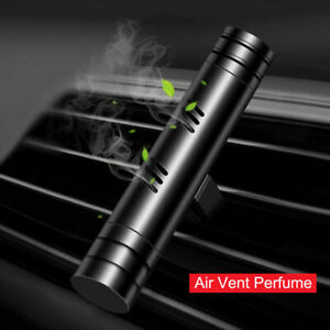 1 Piece Solid Car Suv Air Freshener Longlasting Air Vent Perfume Car Accessories