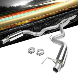 Exhaust Catback System stainless Steel For 15 18 Ford Mustang Ecoboost 2 3l