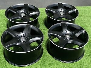 21 Mercedes Benz Gl550 Gl63 Gl450 Amg Factory Oem Wheels Rims Black 85364