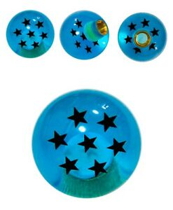 Blue 7 Star Dragon Ball Z Shift Knob 54mm For Toyota Scion Wrx Subaru M12x1 25