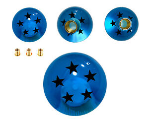 Blue 5 Star Dragon Ball Z Custom Shift Knob M8x1 25 M10x1 5 M10x1 25 M12x1 25