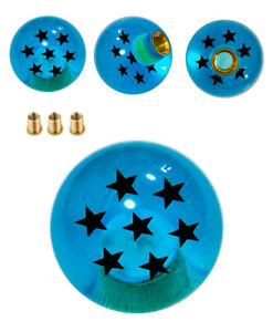 Blue 7 Star Dragon Ball Z Custom Shift Knob M8x1 25 M10x1 5 M10x1 25 M12x1 25