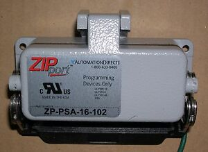 Automation Direct Zipport Panel Connector Zp psa 16 102 New