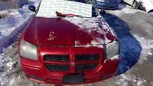 Hood Dodge Magnum 05 06 07 Inferno Red Code El