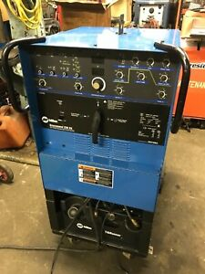 Miller Syncrowave 250 Dx W Tig Runner Coolant System Very Low Hours Will Ship