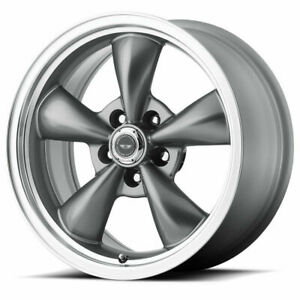 17 American Racing Torq Thrust M Ar105 17x7 5x4 5 0mm Anthracite Classic Wheel