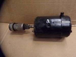 Ford 8n 9n 2n Starter Drive From A Running Tractor Antique Tractor 2a