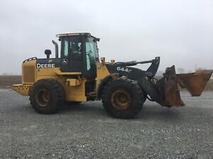 Deere 644k Wheel Loader
