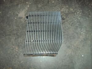 1973 Oldsmobile Cutlass 442 Lh Driver Side Grille Grill Panel 73