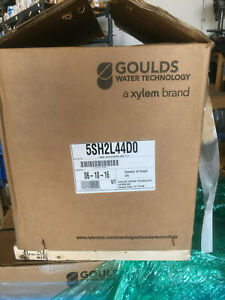 Xylem Goulds Ssh 5sh2l44d0 10 Hp 316 Stainless Steel End Suction Water Pump