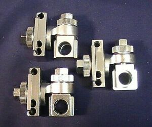 L k Set Of 3 Synthes Swiss 393 46 Adjustable Multi pin Clamp Assembly