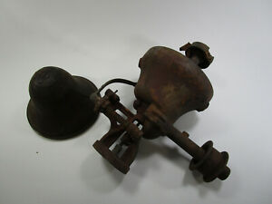 Antique Pickering Flyball Governor Steam Engine Steampunk Hit Miss Cast Iron