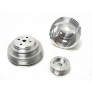 Bbk Performance 1598 Underdrive Pulley Kit 85 87 Chevy Monte Carlo