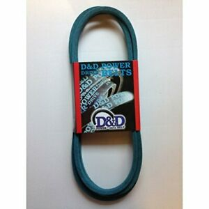 Replacement V belt Made With Kevlar Fits Allis chalmers Garden Tractor B 112