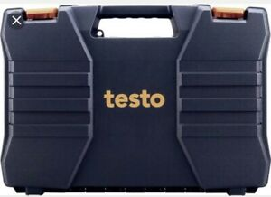 Testo 0516 0012 Transport Case Only 549 550 Digital Manifolds Accessories