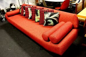 Vintage Adrian Pearsall Craft Associates Sofa Daybed Seldom Seen