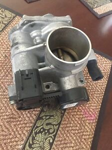 06 07 08 Chevy Aveo 1 6l Throttle Body Unit Assembly Tbi Oem 96417720