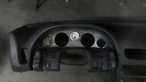 S13 1989 1993 Cluster Gauge Holder 3 52mm 2 3 375 Black