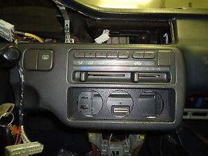 1992 1995 Honda Civic Eg Gauge Holder For The Radio 3 52mm