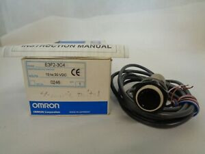 New Omron E3f2 3c4 Photoelectric Switch