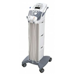 Chattanooga Intelect Legend Xt 2 Ch Electrotherapy Unit With Cart 2793 Brand New