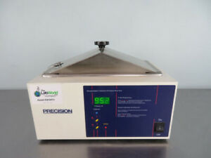 Thermo Precision Shallow Water Bath 280 1 5 Liter With Warranty See Vid