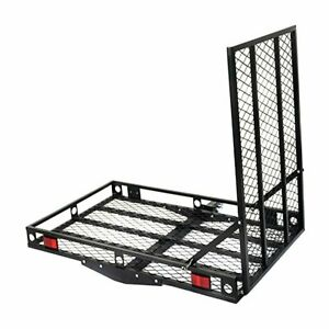 Hitch Carrier Electric Wheelchair Cart Hitch Carrier Mobility Ramp