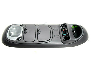 00 01 02 03 04 05 Ford Excursion Overhead Console Digital Display Trip Computer