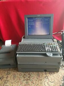 Ibm 4800 742 Pos System Pxe Boot no Hard Drive No Keys