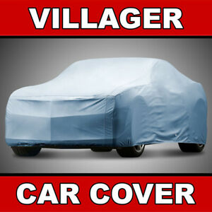 Edsel Villager 1958 1959 1960 Car Cover Full Body Waterproof Customfit