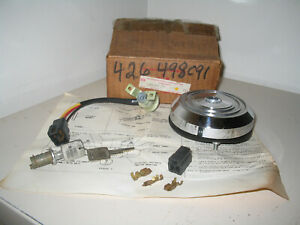 International 69 75 Travelall Tailgate Handle Electrical Kit Nos Rare