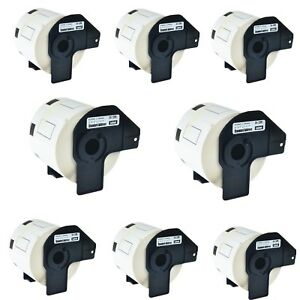 8 Roll Dk 1209 Dk1209 Address Labels For Brother Ql 570 1050 570vm 720nw 710w
