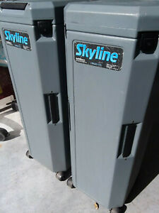Skyline Trade Show Display Exhibit Popup Booth A B With Cases