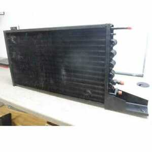Used Air Conditioning Condenser With Fuel Cooler Compatible With John Deere