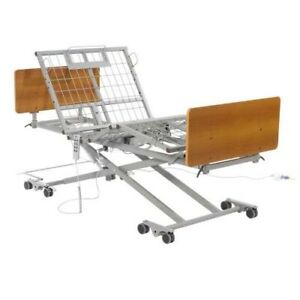 New Full Electric Hospital Bed Prime Care P503 Ltc Bed
