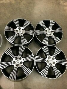 2019 Volvo Xc40 18x7 5 Wheel Set 31650264