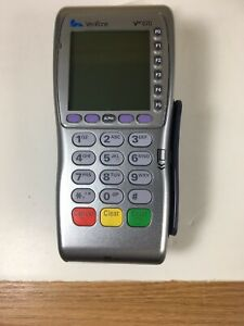 Verifone Vx670 Pos Wireless Wifi Credit Card Terminal And Base dongle Battery
