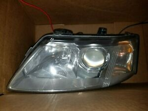 2003 2004 2005 2006 2007 Saab 9 3 Driver Left Hid Xenon Headlight Head Lamp