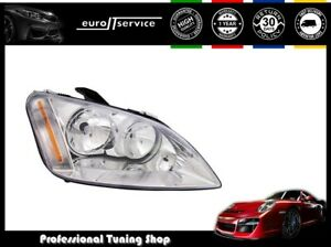 Headlight Right Vp767p For Ford Focus C max 2003 2004 2005 2006 2007 Chrome