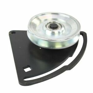 Idler Pulley With Bracket Ford 6610 5600 3600 4600 2600 4100 7610 5610 6600