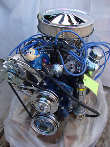 302 Ford Turn Key Crate Efi For Carb Application High Perf Balanced Engine