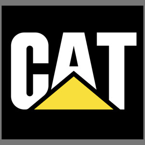 Caterpillar Cat Diesel Hard Hat Vinyl Sticker Car Truck Window Decal Laptop Logo