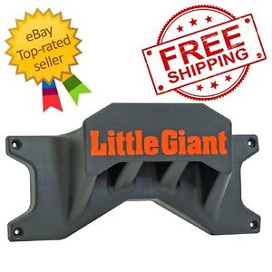 Little Giant Ladder Storage Rack Wall Mounting Bracket Holder Free Shipping