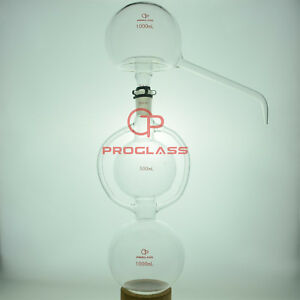 Proglass Glass Pelican Distillation Kit 500ml
