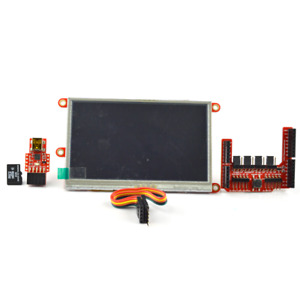4 3 Touch Lcd Display Starter Pack For Arduino
