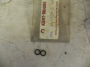 Kent Moore J 35604 2 O Rings For Specialty Automotive Tool Nice Cool Wow